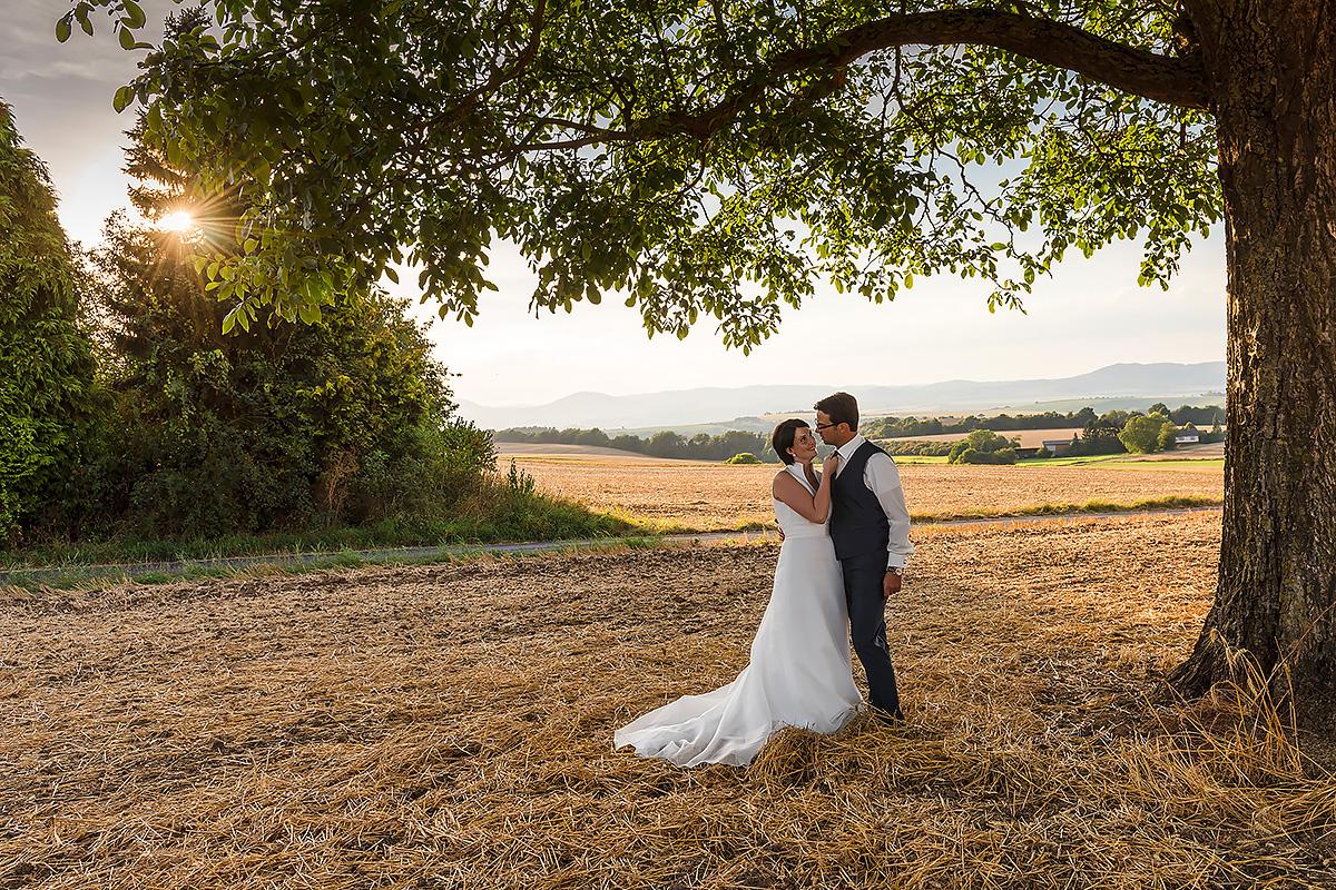 Hochzeitsfoto Burg Pyrmont