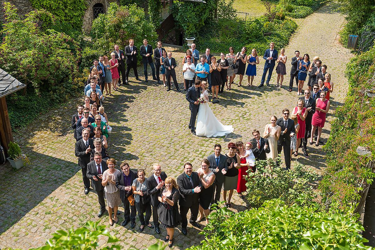 Hochzeit Burg Pyrmont