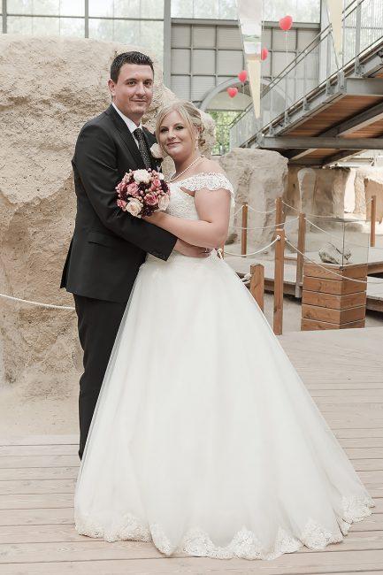 Hochzeit im Römerbergwerk Meurin bei Kretz